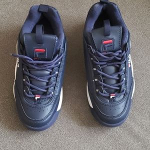 FILA Boys Sneakers (size 7 Women)